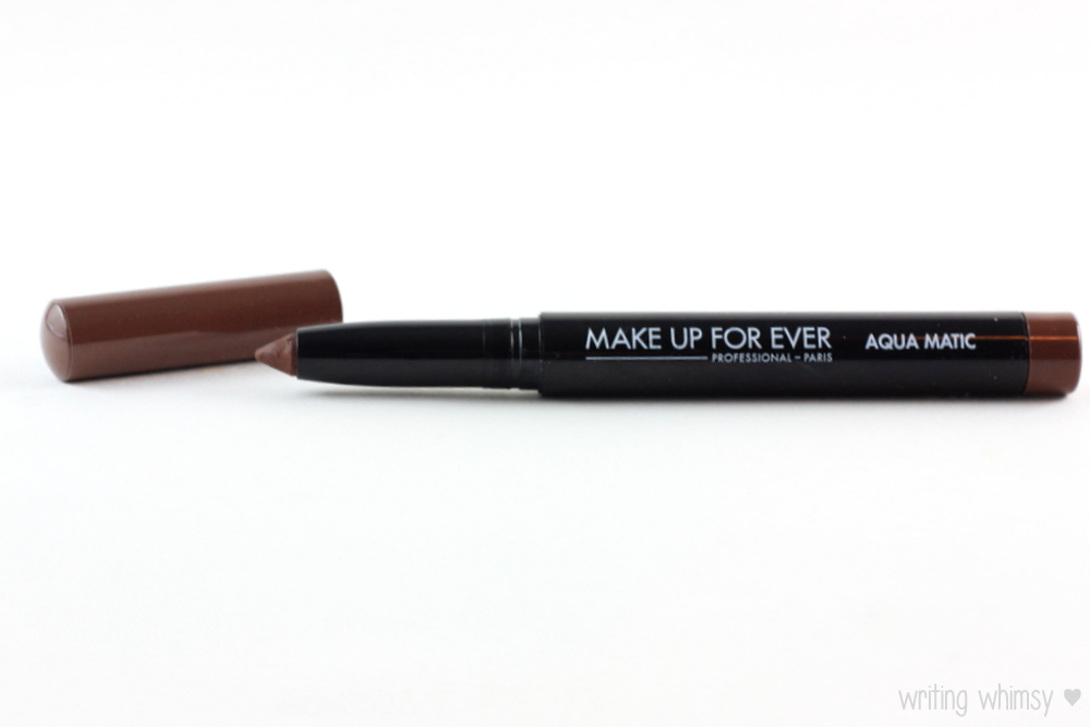 MAKE UP FOR EVER Aqua Matic Eyeshadow Pencil in I-20 and S-60 2