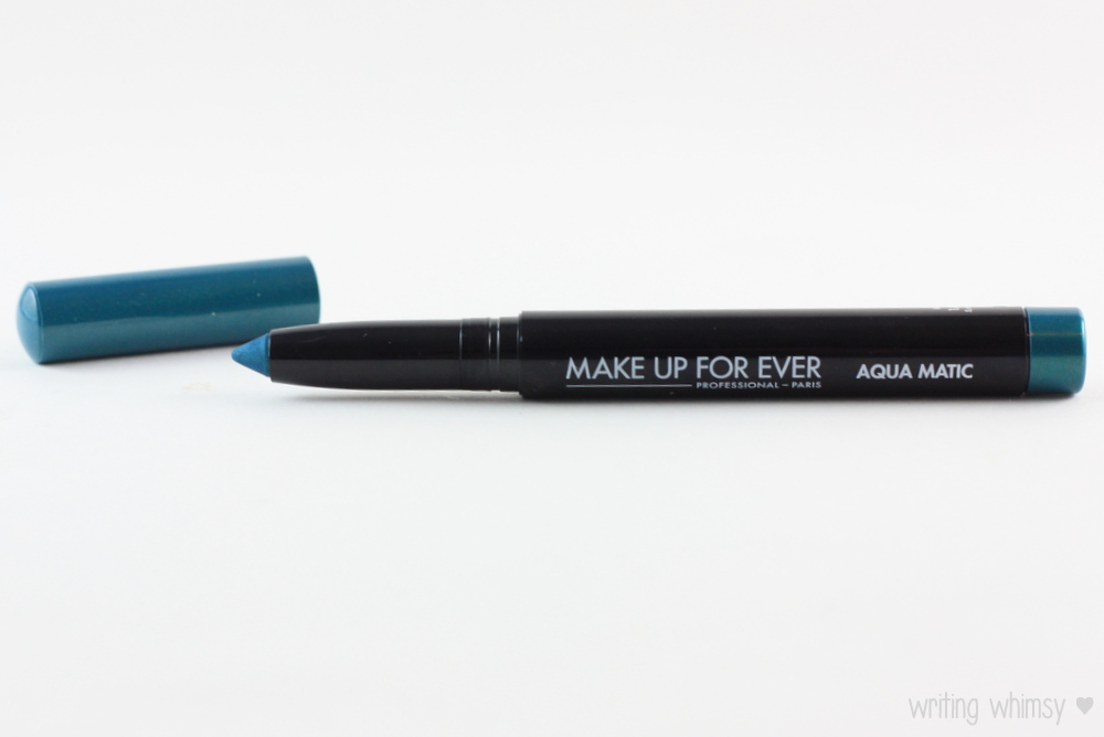 MAKE UP FOR EVER Aqua Matic Eyeshadow Pencil in I-20 and S-60 3