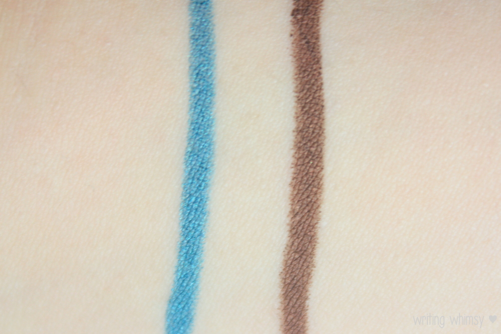 MAKE UP FOR EVER Aqua Matic Eyeshadow Pencil in I-20 and S-60