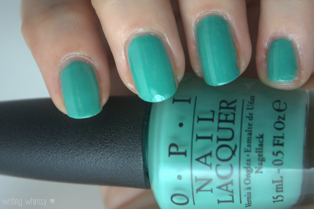 OPI Nordic Collection 5