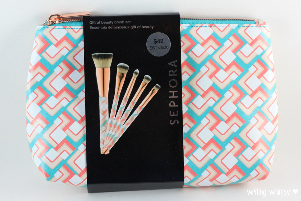 Sephora Collection GIft of Beauty Brush Set 8
