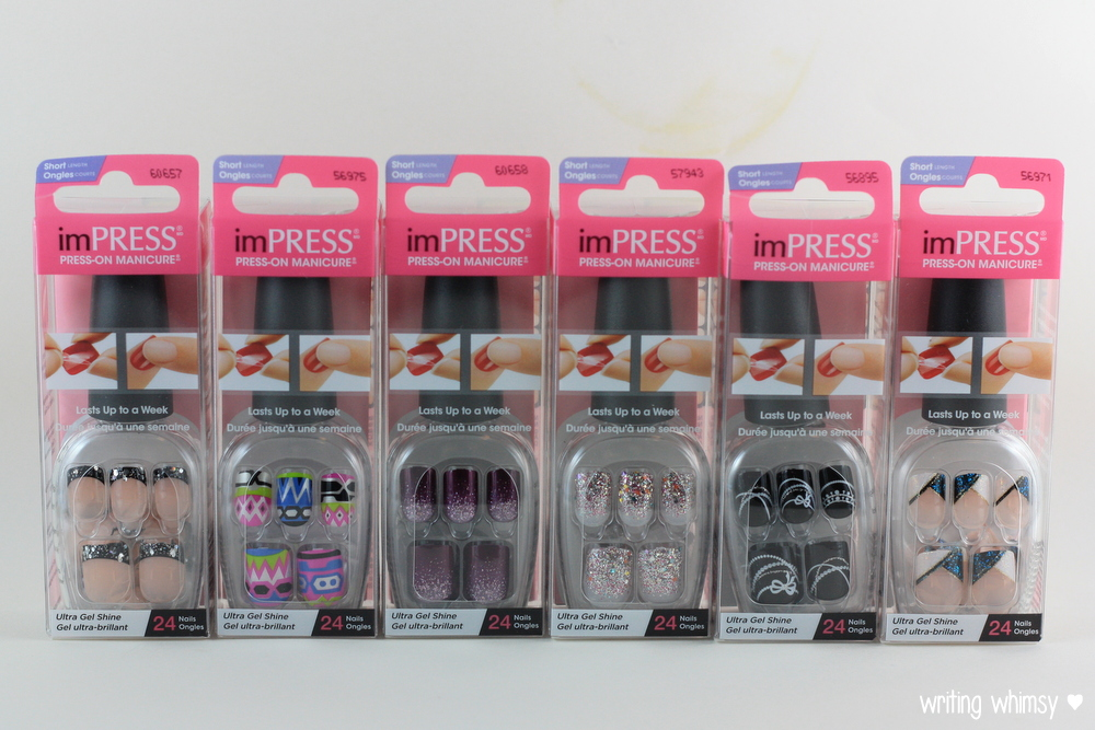 Fall 2014 Releases from Kiss Lashes and imPRESS Press-on Manicures 3