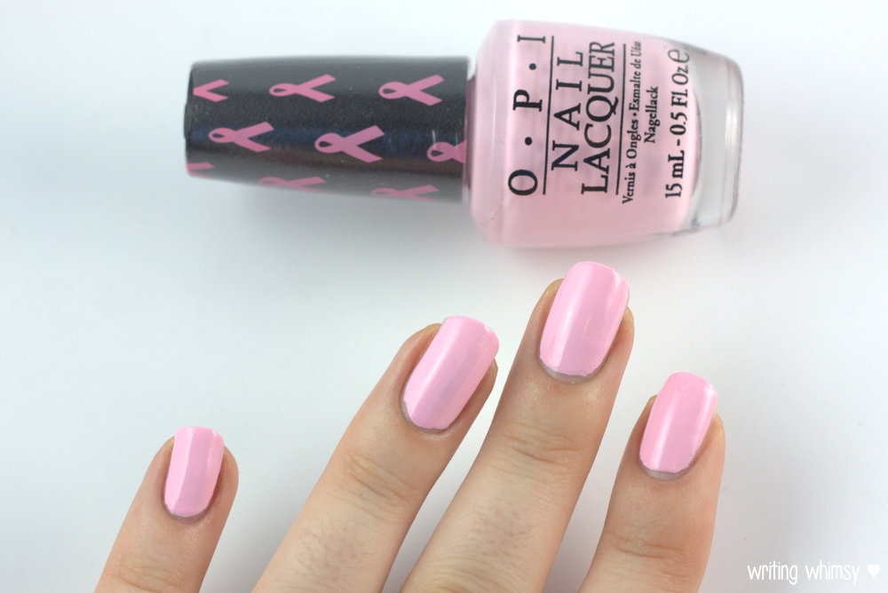 OPI Pink of Hearts 2014 3