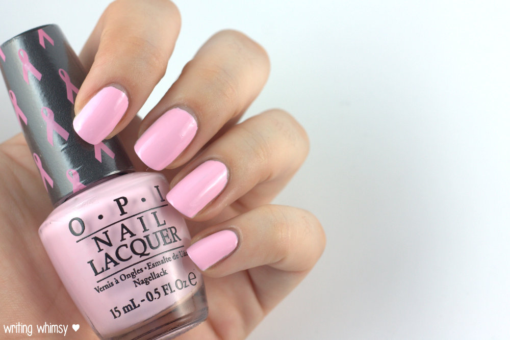 OPI Pink of Hearts 2014 4