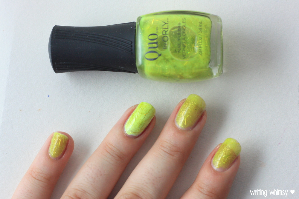 Quo by ORLY Summer 2014 Collection Overboard 2