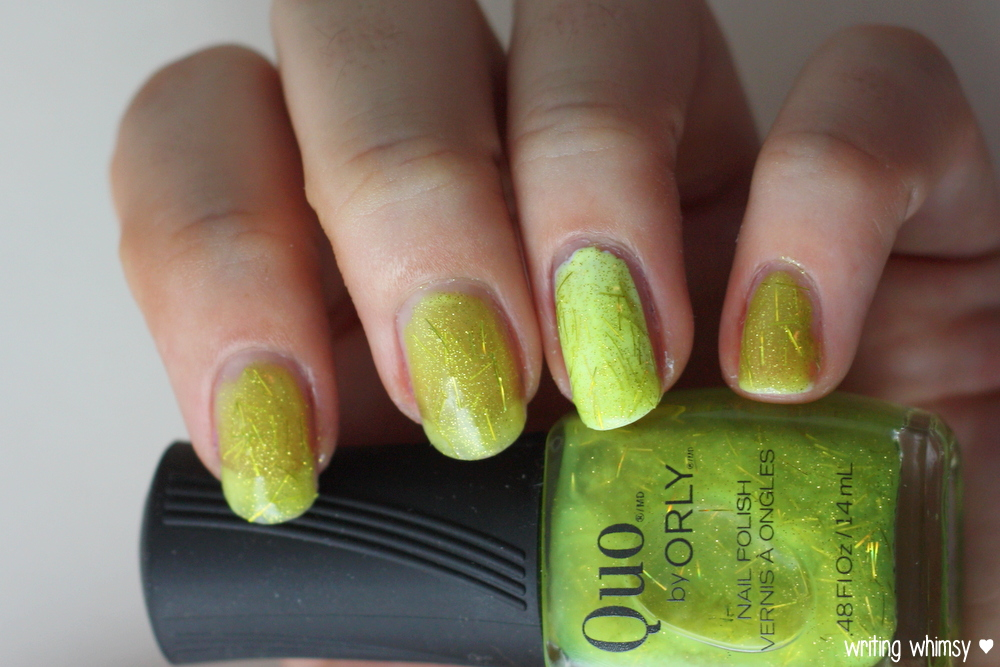 Quo by ORLY Summer 2014 Collection Overboard 3