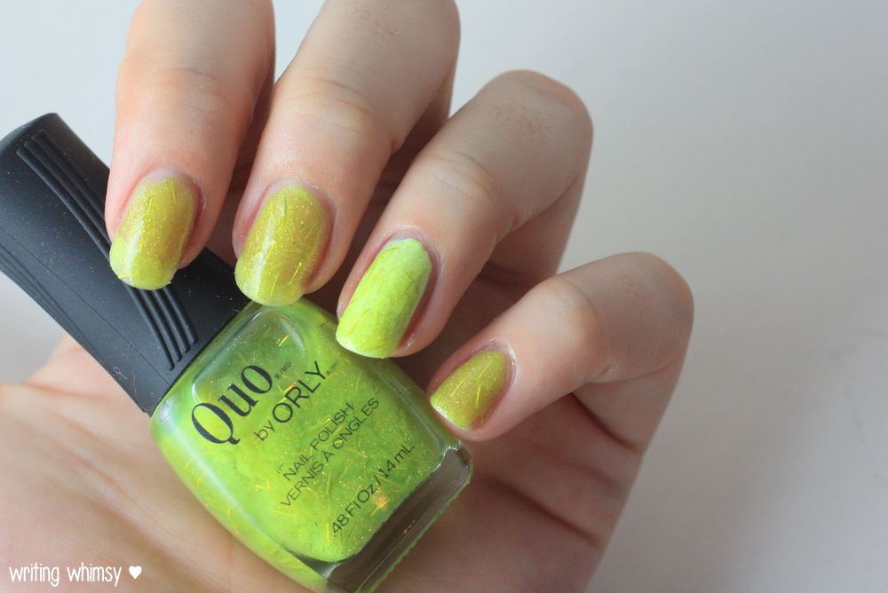 Quo by ORLY Summer 2014 Collection Overboard 4