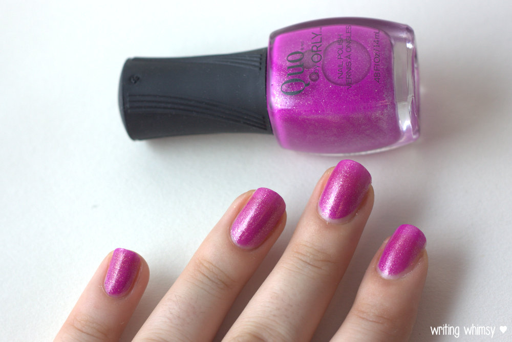 Quo by ORLY Summer 2014 Collection Simmered 3