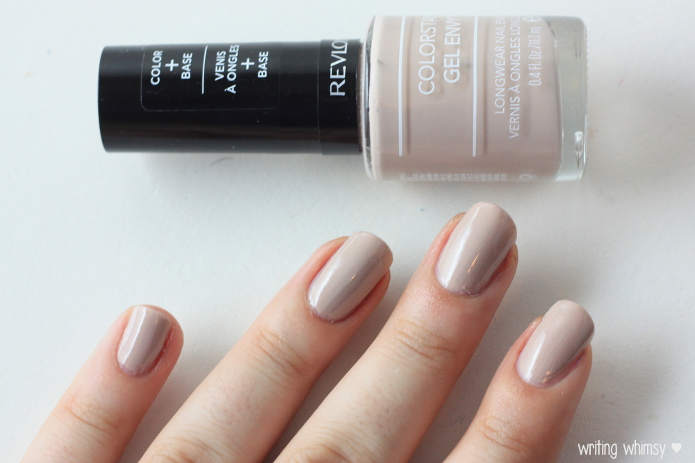 Revlon Colorstay Gel Envy in Checkmate – WRITING WHIMSY
