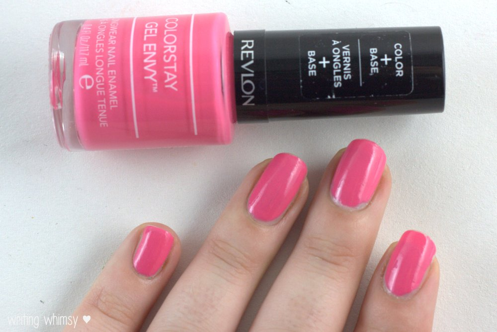 Revlon Colorstay Gel Envy in Hot Hand 2