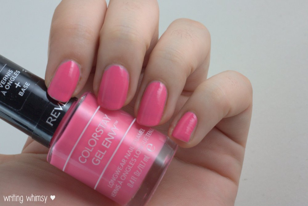 Revlon Colorstay Gel Envy in Hot Hand 3