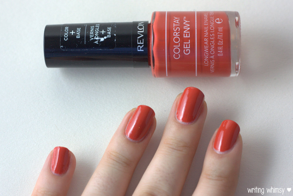 Revlon Colorstay Gel Envy in Long Shot 3