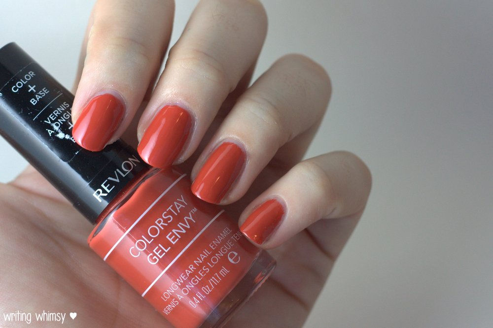 Revlon Colorstay Gel Envy in Long Shot