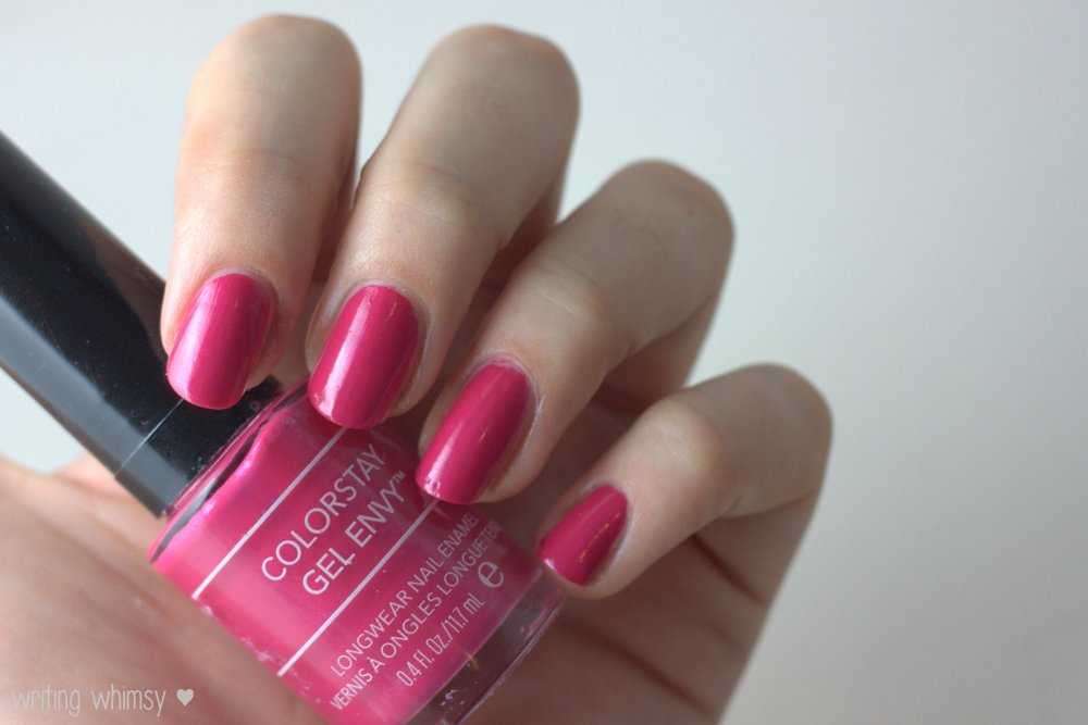 Revlon Colorstay Gel Envy in Royal Flush 2
