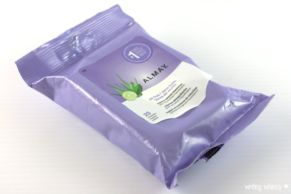 Almay Oil-Free Makeup Remover Towelettes 2