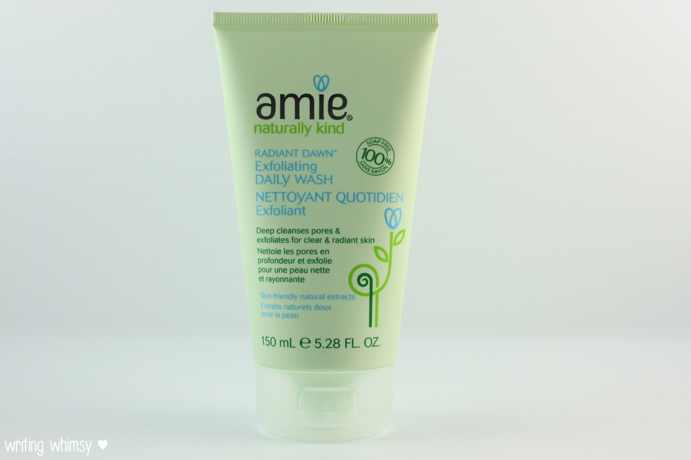 Amie Naturally Kind Skincare 4