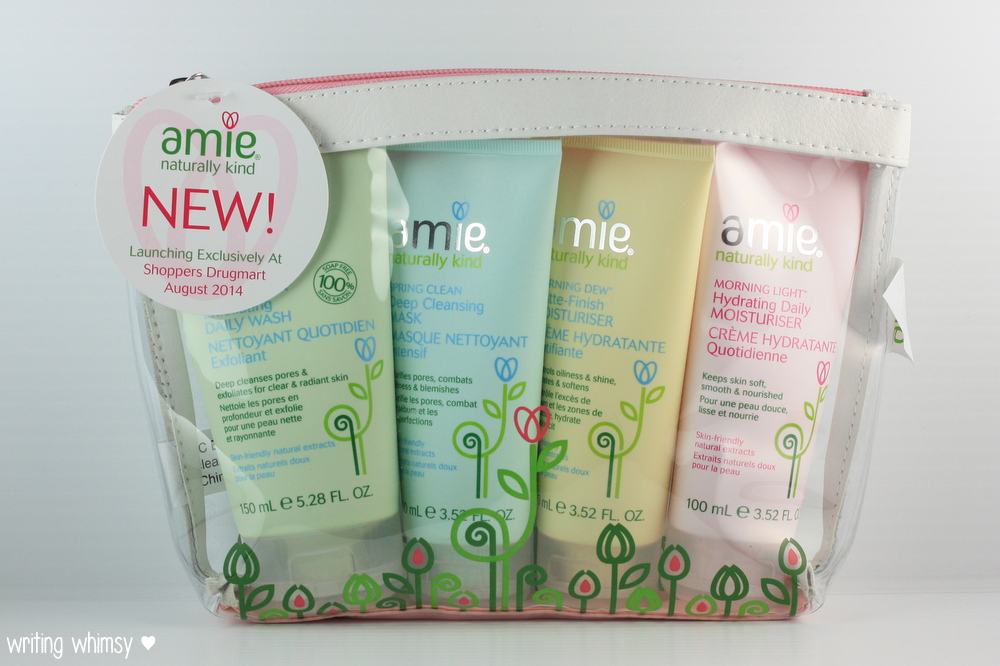 Amie Naturally Kind Skincare 6
