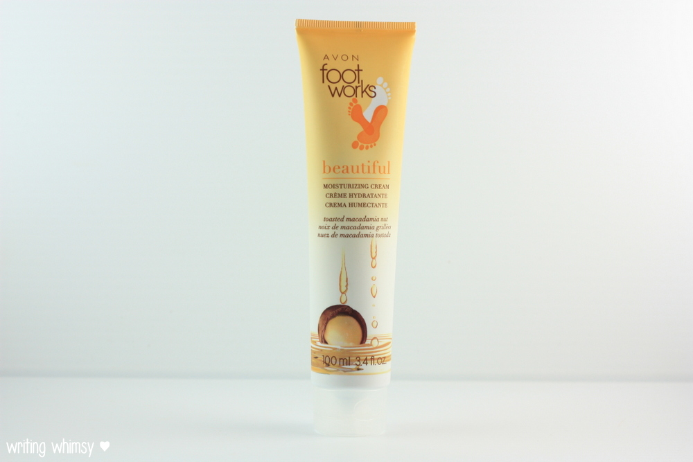 Avon Foot Works Toasted Macademia Nut Collection