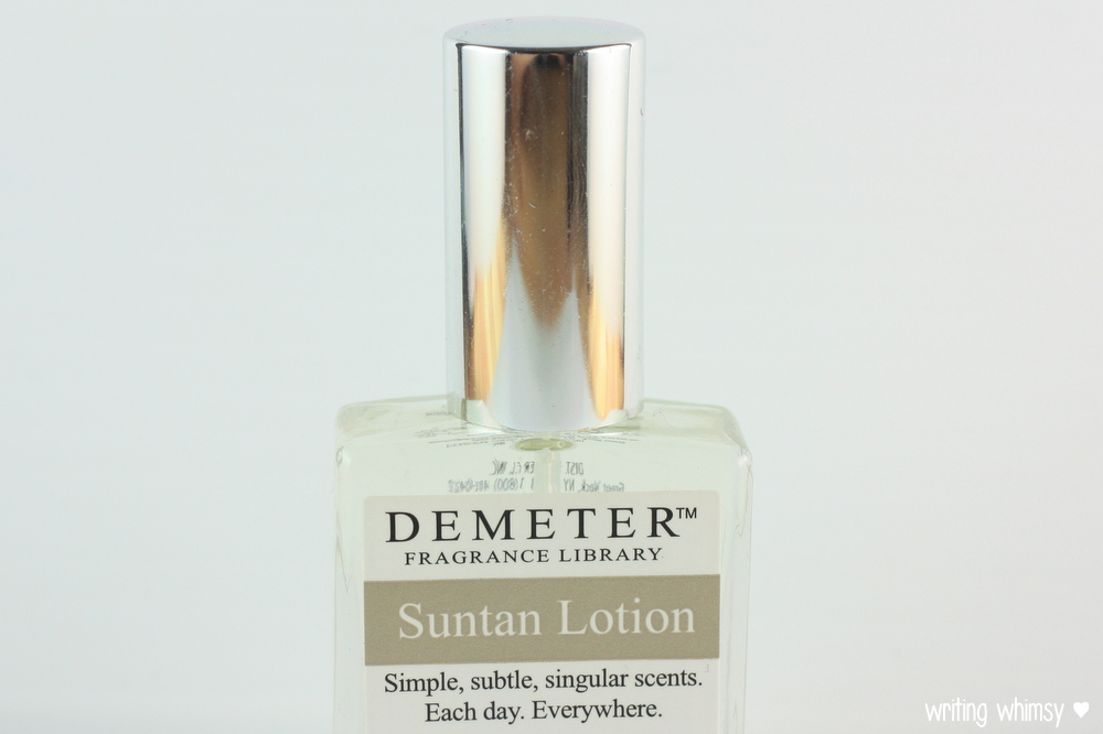 Demeter Fragrance Suntan Lotion 2