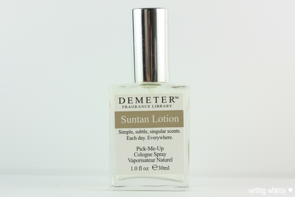 Demeter Fragrance Suntan Lotion 3
