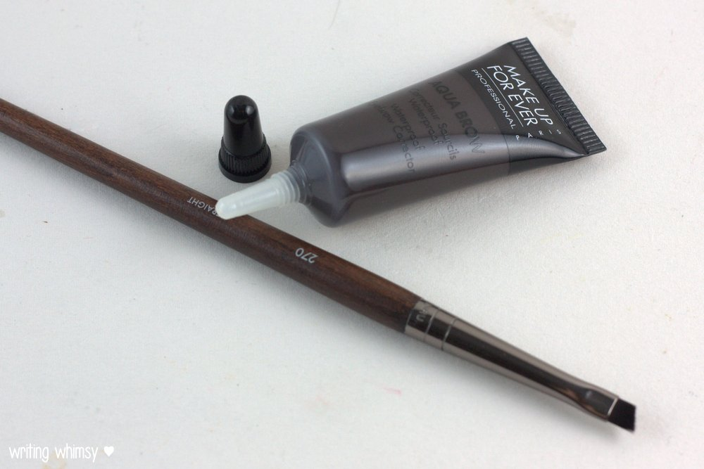 MAKE UP FOR EVER Aqua Brow 40 Brown Black