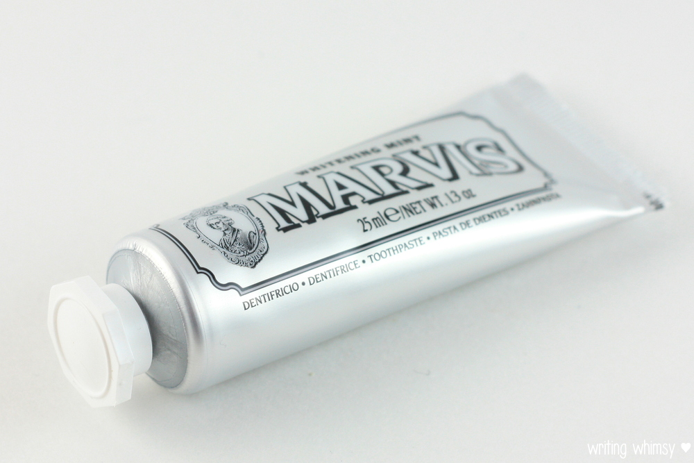 Marvis Whitening Mint Toothpaste 2