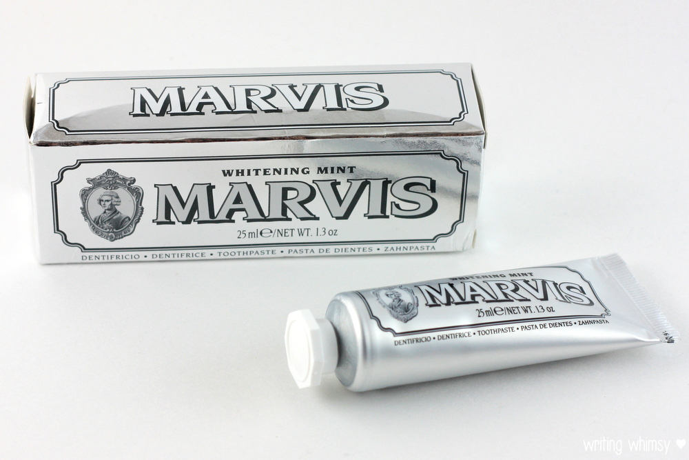 Marvis Whitening Mint Toothpaste 3