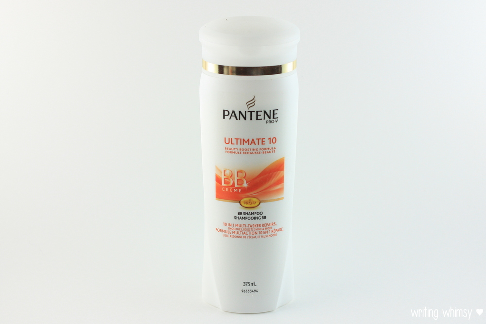 Pantene Pro-V Ultimate 10 Shampoo, Conditioner and BB Cream 4