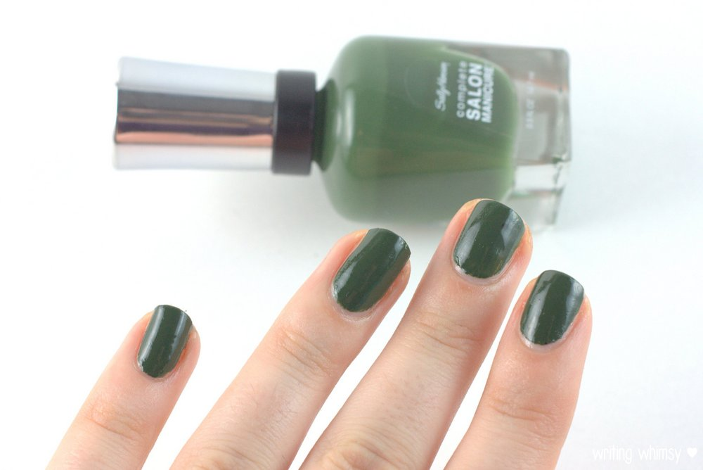Sally Hansen Ever Green* 2