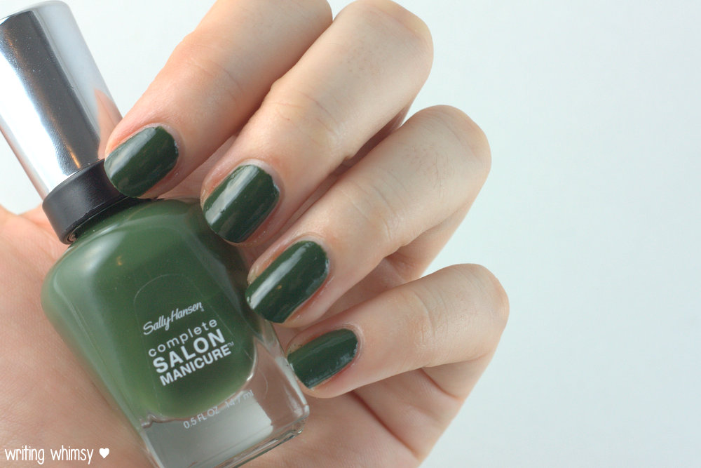Sally Hansen Ever Green* 3