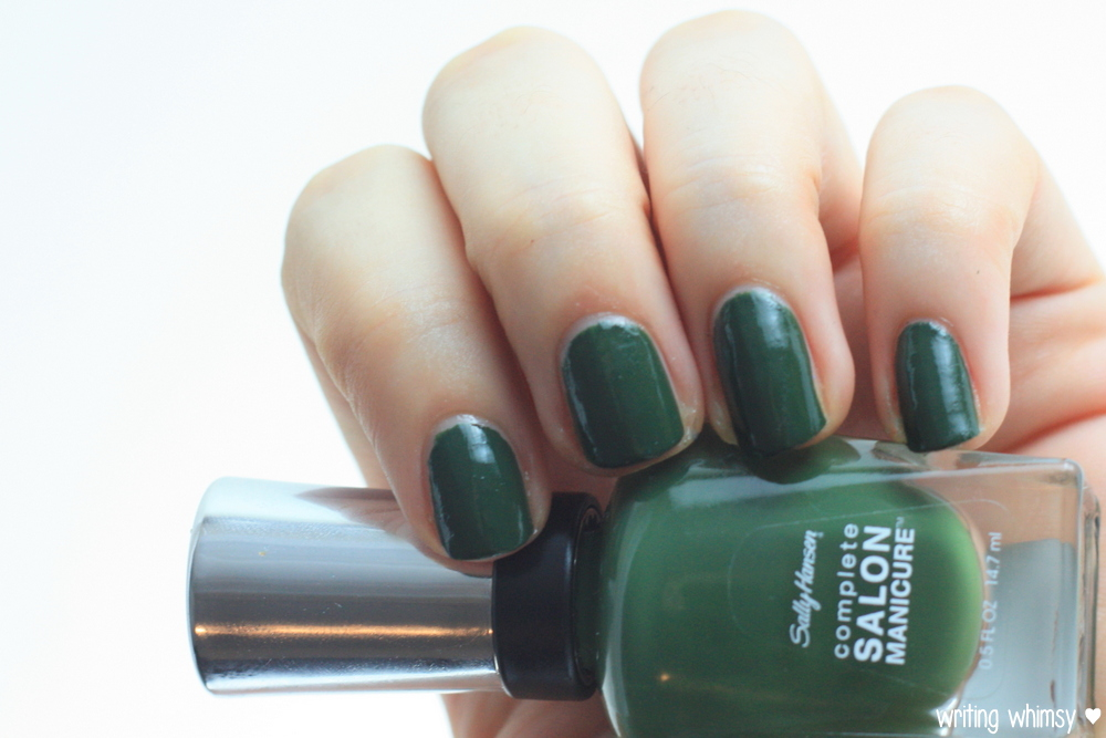 Sally Hansen Ever Green*