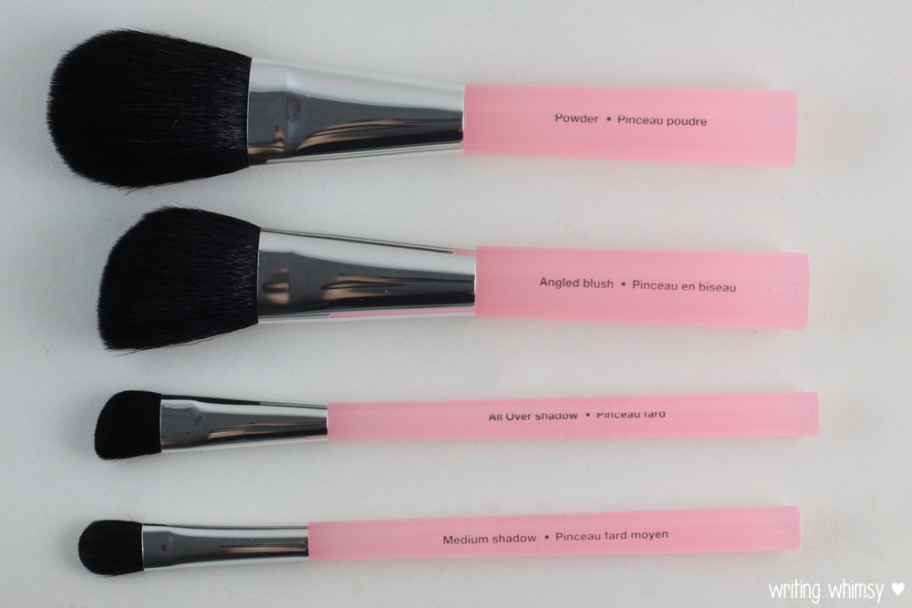 Sephora Collection Perfect Pink Brush Set 3