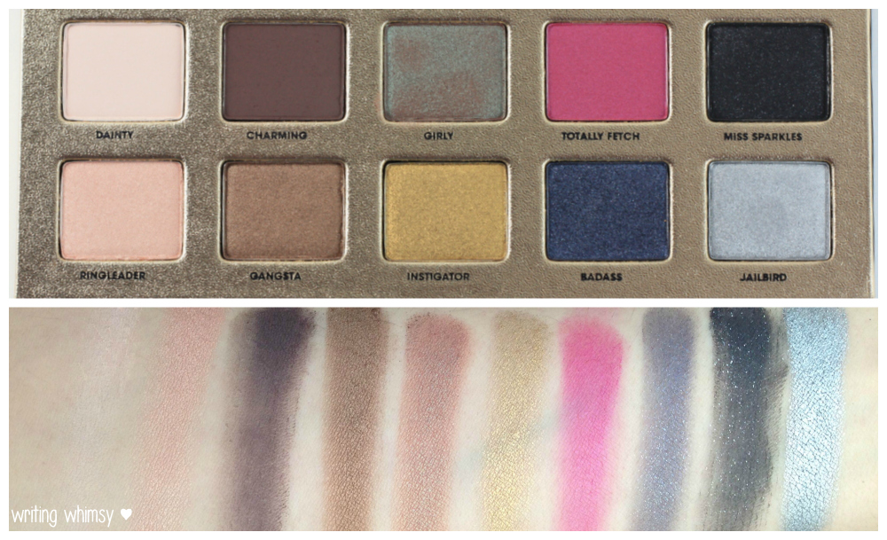 1-Too Faced Pretty Rebel Palette Collage