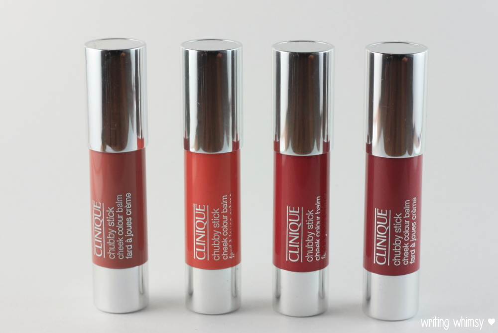 Clinique Chubby Stick Cheek Colour Balm 7