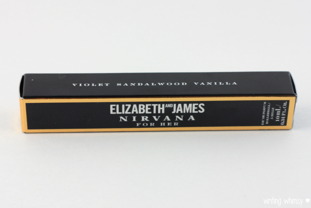 Elizabeth and James Nirvana Black