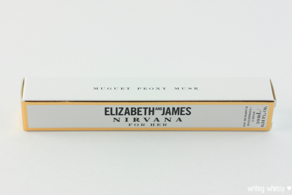 Elizabeth and James Nirvana White