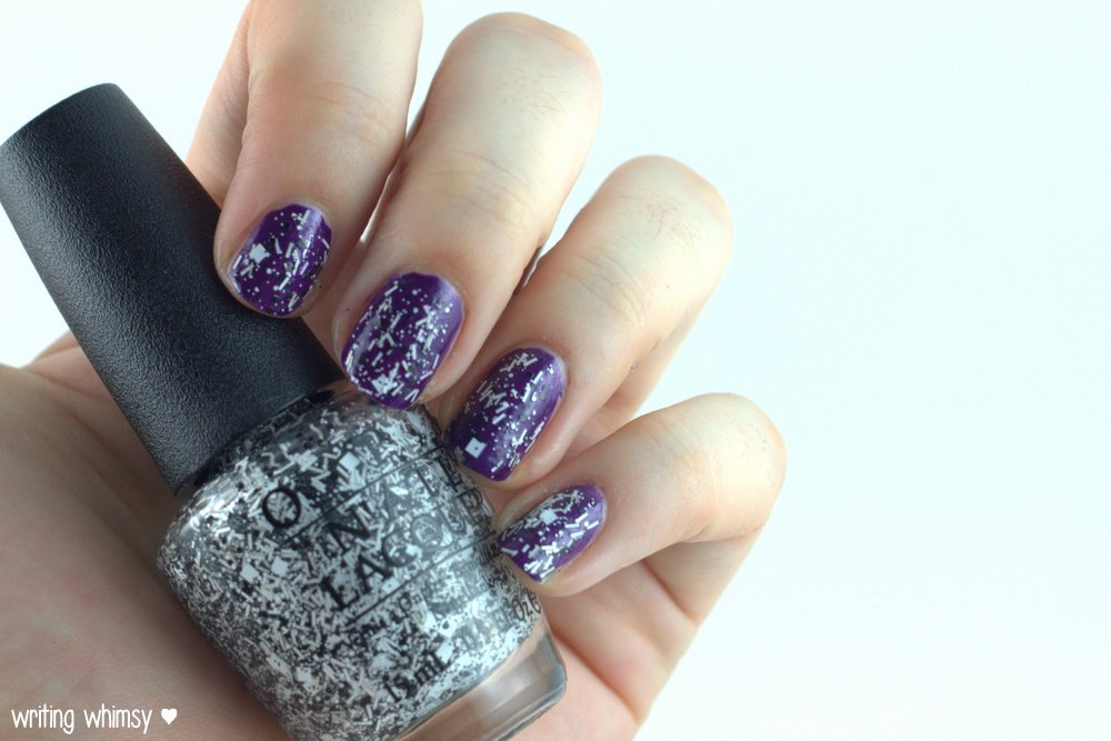 Gwen Stefani Holiday for OPI I'll Tinsel You In 2