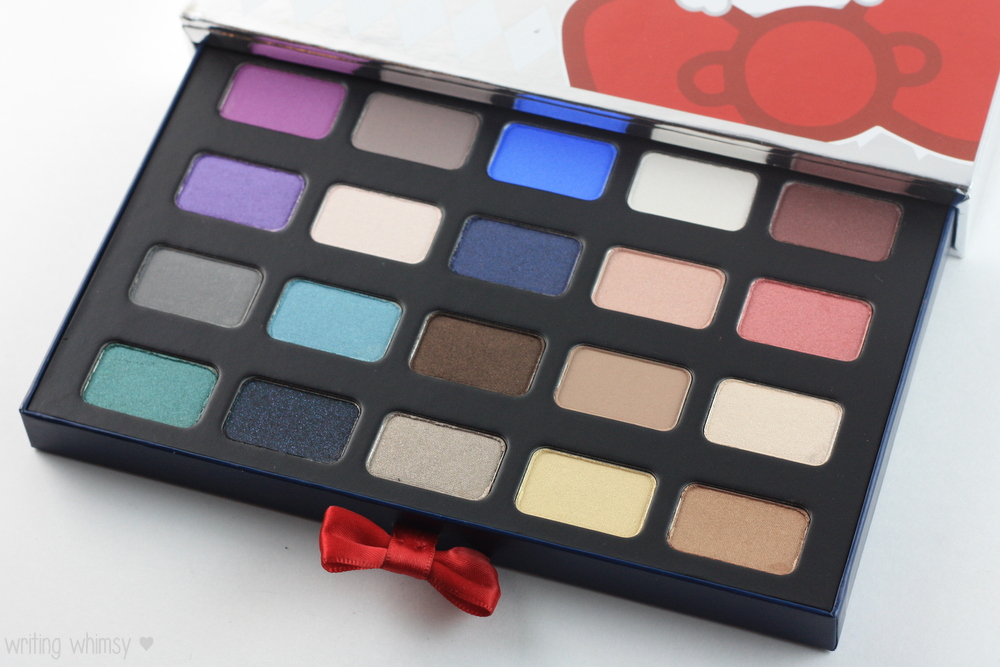 Hello Kitty Pop-Up Party Eyeshadow Palette 2