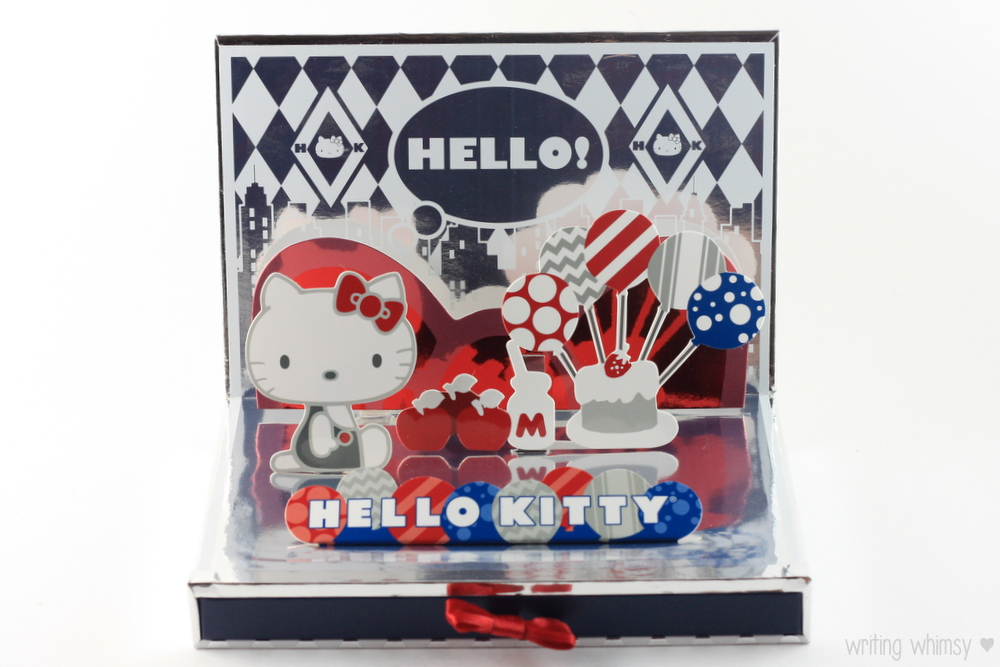 Hello Kitty Pop-Up Party Eyeshadow Palette 4