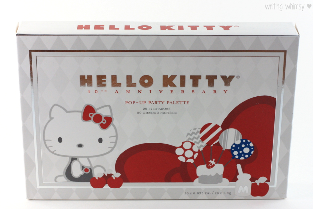 Hello Kitty Pop-Up Party Eyeshadow Palette 5