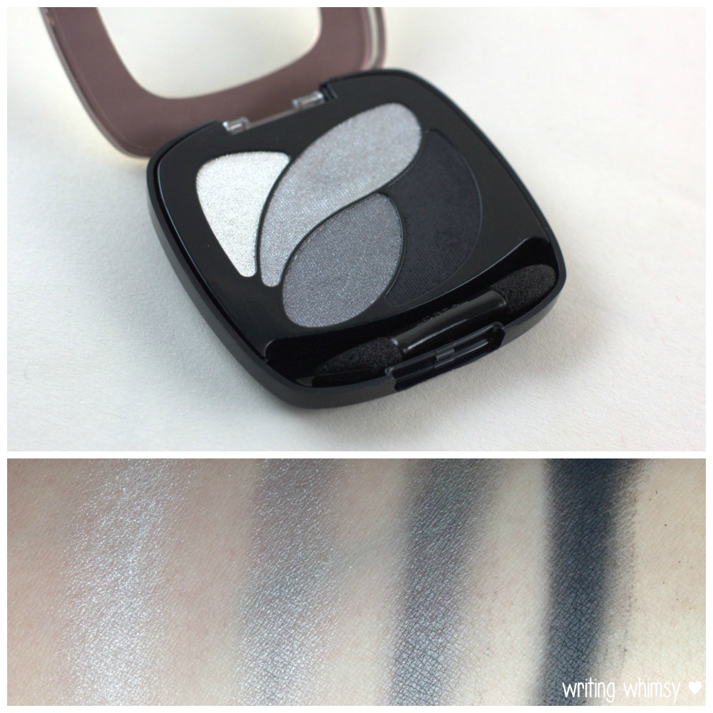 L'Oreal Color Riche Eyeshadow Palette Incredible Grey