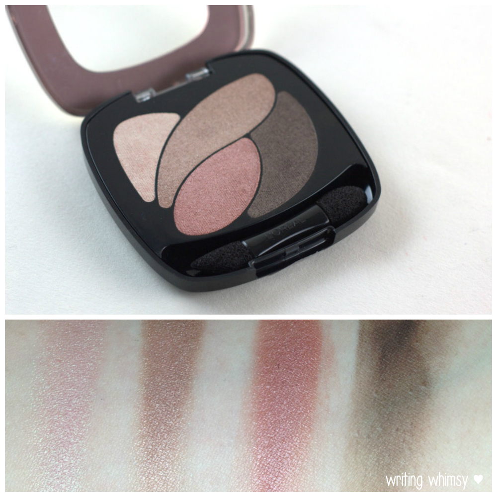 L'Oreal Color Riche Eyeshadow Palette Rose Nude