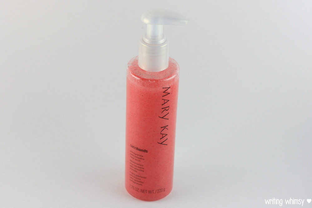 Mary Kay Satin Hands Pampering Set in Pomegranate 2