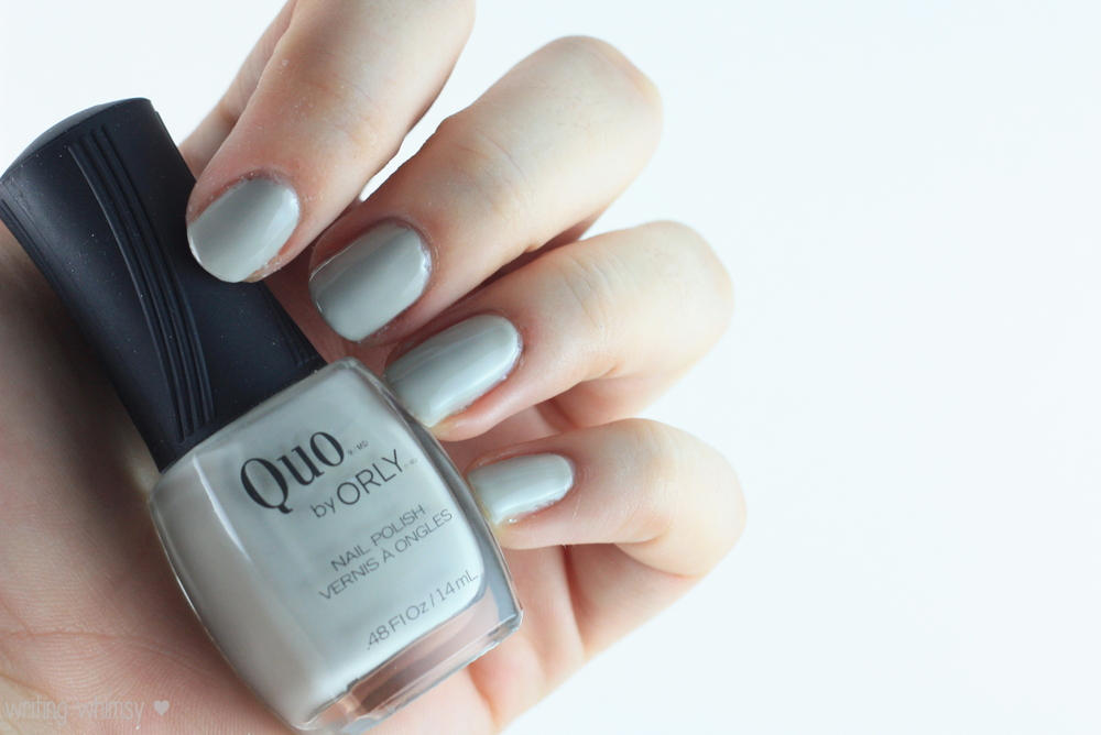 Quo by ORLY Fall 2014 Collection 3