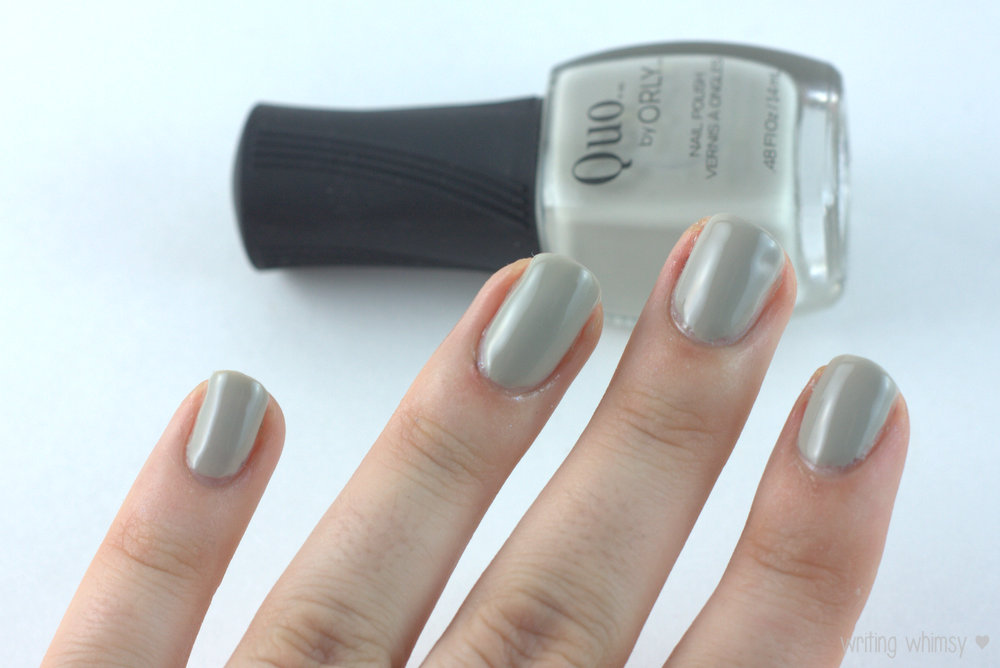 Quo by ORLY Fall 2014 Collection 4