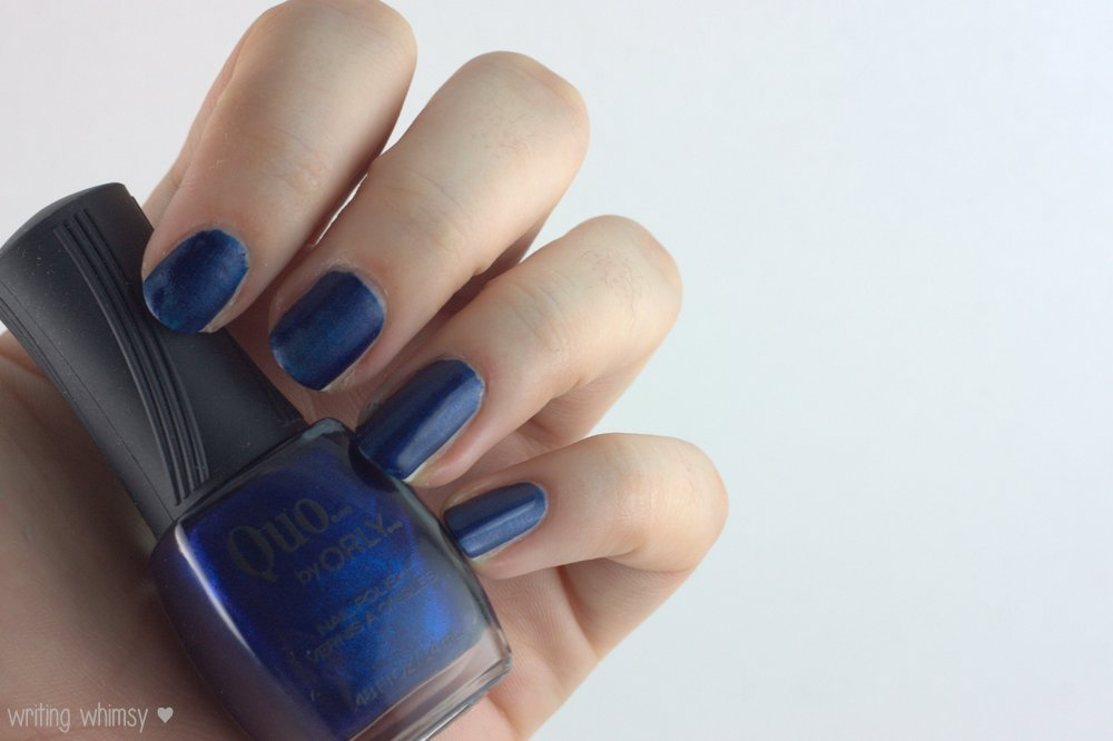 Quo by ORLY Fall 2014 Collection 6