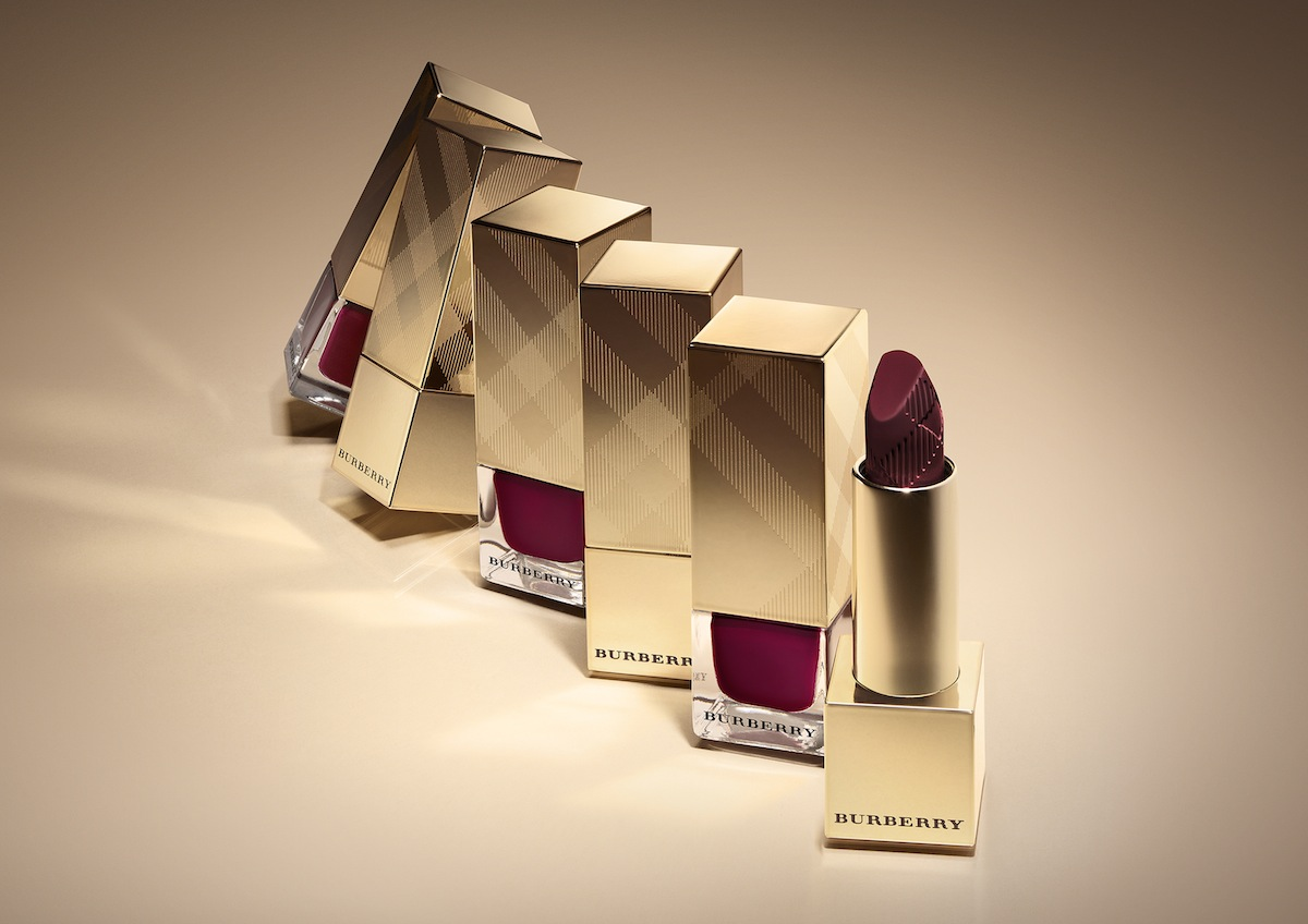 Burberry Winter Glow Collection 2