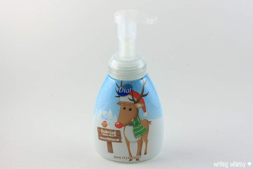Dial Holiday Foaming Hand Wash 3