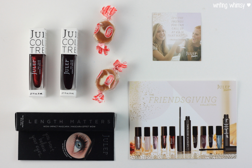 Julep Maven November 2014 Bombshell Box  3