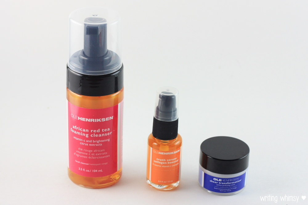 Ole Henriksen Unwrap Your Radiance Collection 2